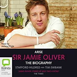 Arise, Sir Jamie Oliver