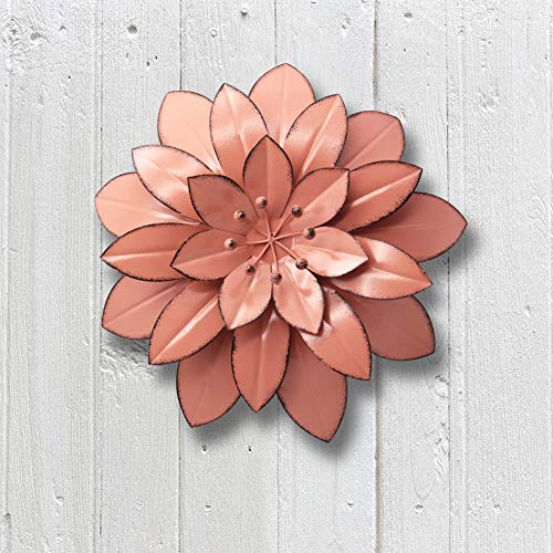 Iron Flower Wall Decor - Juegoal 11.5