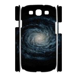 3D Milky Way Galaxy Samsung Galaxy S3 Case, Case Kweet {White}
