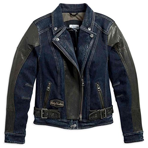 Harley Davidson Leather Jeans - 2