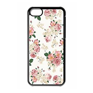 Generic Case Vintage rose blossom tropical For HTC One M8 K2J2217598