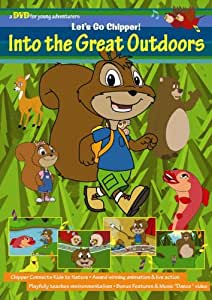 Let's Go Chipper: Into the Great Outdoors [CD/DVD Combo]