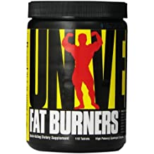 Universal Nutrition Fat Burners, 110-Count