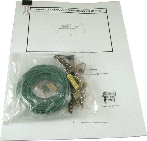 ModKitsDIY Guitar Amp Mod Kit, Bass To Tremolo by MOD Kits DIY