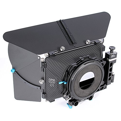 FOTGA DP500 Mark III 3 Pro DSLR Swing away Matte Box Sunshad