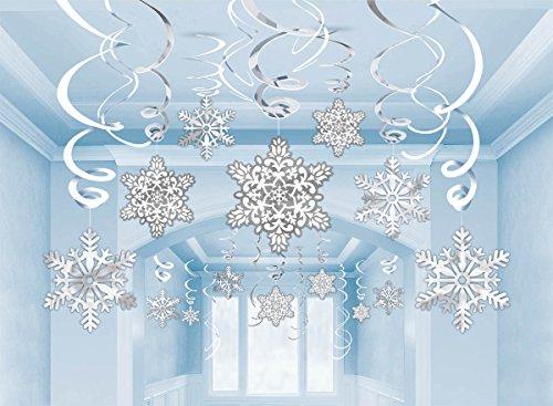 Winter Wonderland Party Decorations Amazon Com