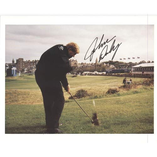 - John Daly Autographed Signed Auto St. Andrews 8x10 Photograph - Certified Authentic