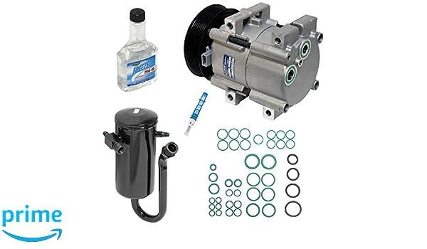 A//C Compressor /& Component Kit-Compressor Replacement Kit UAC KT 4129