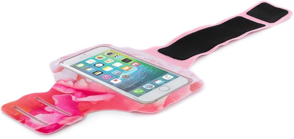 Ted Baker Smartphone brazalete Running, Fashion marca para mujer/niñas gimnasio brazalete para iPhone 6S/iPhone 5S/S5 Ted Baker Marca brazalete – oficial IREENS – desnuda Floral: Amazon.es: Electrónica