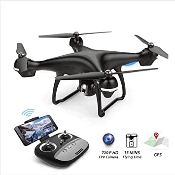 NANE Drone FPV 720P Cámara Selfie Altitude Hold Drone Sin Cabeza ...