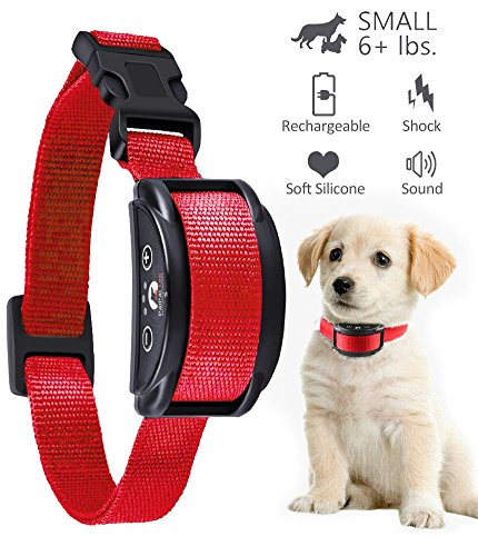 Automatic Anti Barking Collar Pet Training Control System for Dogs - 5