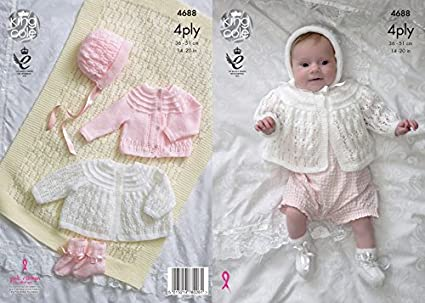 560df23381f0 King Cole Baby Matinee Coat
