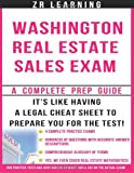 Washington Real Estate Sales Exam Questions, Z. R. Learning, 1497300169