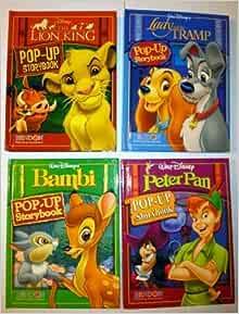 Peter pan pop up book