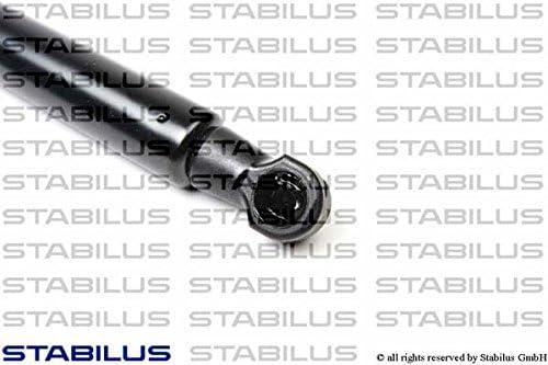 // LADERAUM F/ÜR FORTWO Coupe 1x STABILUS 032492 //// LIFT-O-MAT/® GASFEDER 451 ab BAUJAHR 01.07 KOFFER