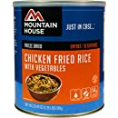 Mountain House Chicken Fried Rice #10 Can