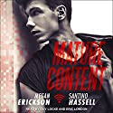 Mature Content: Cyberlove Series, Book 4 Audiobook by Megan Erickson, Santino Hassell Narrated by Eric London, Guy Locke