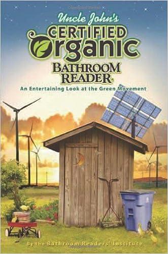 Book Uncle John???s Certified Organic Bathroom Reader (Uncle John's Bathroom Reader Classic) by Bathroom Readers' Institute (2009-04-14)