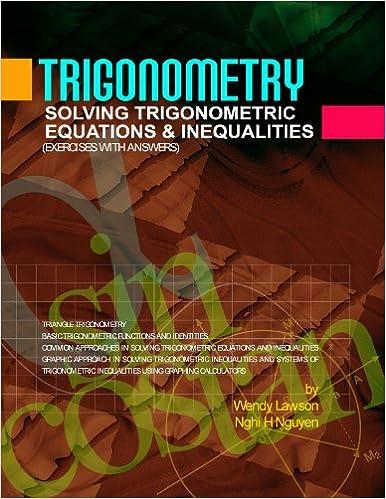 Trigonometry: Solving trigonometric equations and - Database