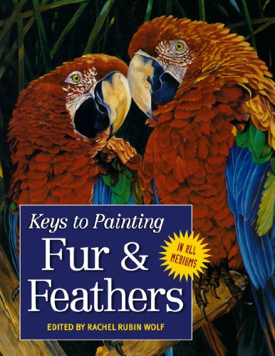 (Keys to Painting - Fur & Feathers)