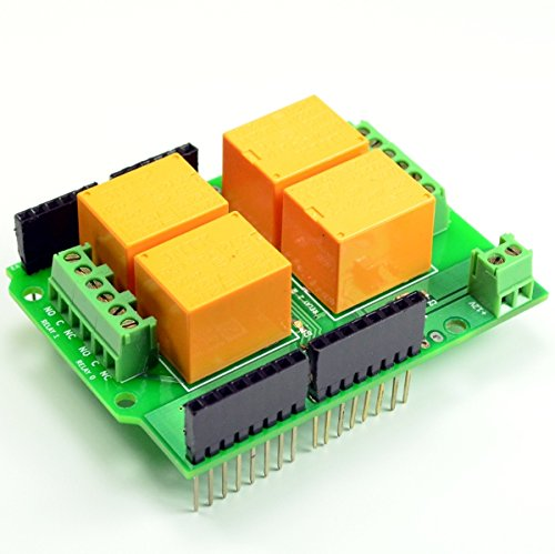 NUMATO LAB Relay Shield - 4 Channel