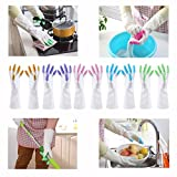 ESA-Supplies 5 Pairs Waterproof Kitchen Cleaning