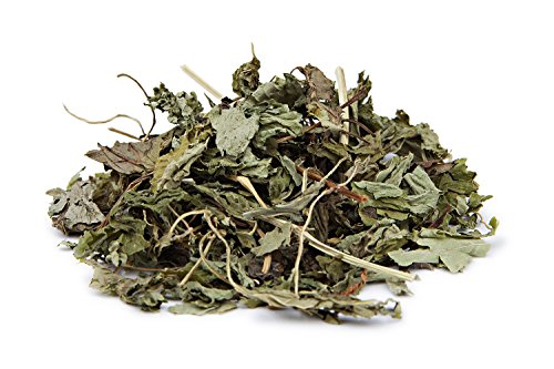 Melissa Herbal Tea - The Spice Way Lemon Balm - Dried Loose Leaf, Decaffeinated Herb (Melissa officinalis) Tea - No Additives, No Preservatives, Just Herbs we Grow and Sun-dry. 1.5 oz (Resealable Bag)