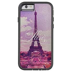 Vintage France Landmark Paris Photo Tough Xtreme iPhone 6 Case by mcsharks