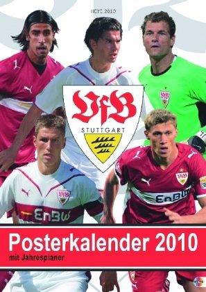 VFB Stuttgart 2010. Posterkalender