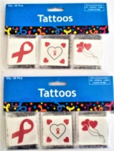 Heart Disease Awareness Tattoos