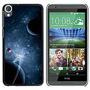 Stuss Case / Funda Carcasa protectora - The Orbit And Planetary Bodies - HTC Desire 820