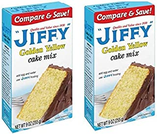 product image for Jiffy Golden Yellow Cake Mix, Set of 4