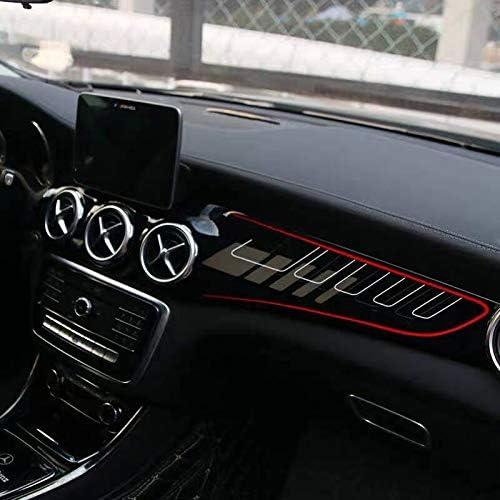 Lynn025Keats Auto-Innen unsichtbaren Schutzfilm Spezielle Instrumententafel-Aufkleber f/ür Benz CLA//GLA AMG Zubeh/ör