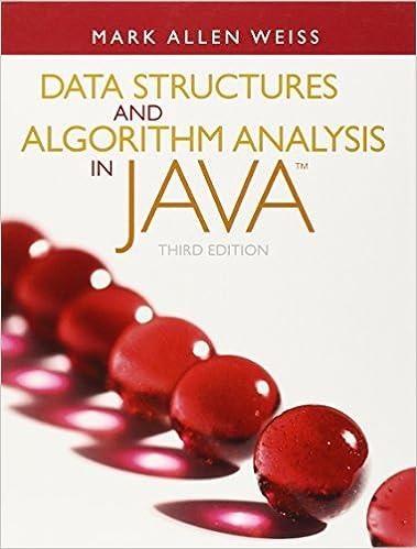 Data Structures Algorithms Analysis
