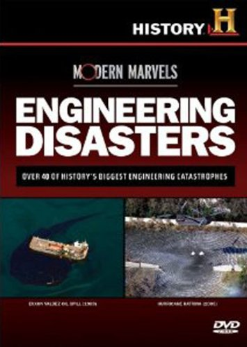Modern Marvels: Engineering Disasters (History Channel) by A&E