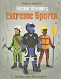 img - for Sticker Dressing Extreme Sports (Usborne Activities) book / textbook / text book