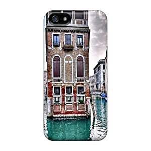 New Snap-on Williams6541 Skin Case Cover Compatible With Iphone 5/5s- Venice