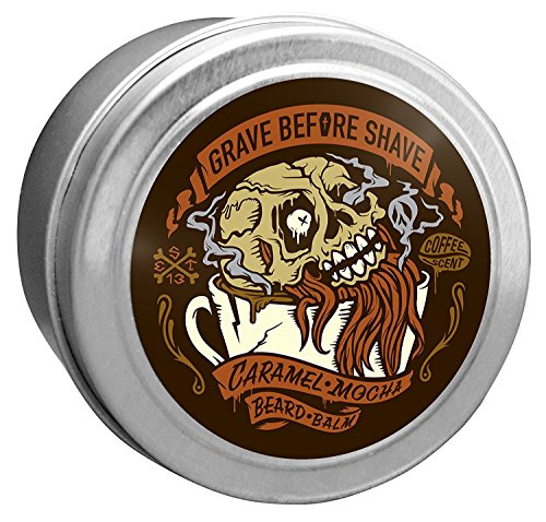 GRAVE BEFORE SHAVE Caramel Coffee