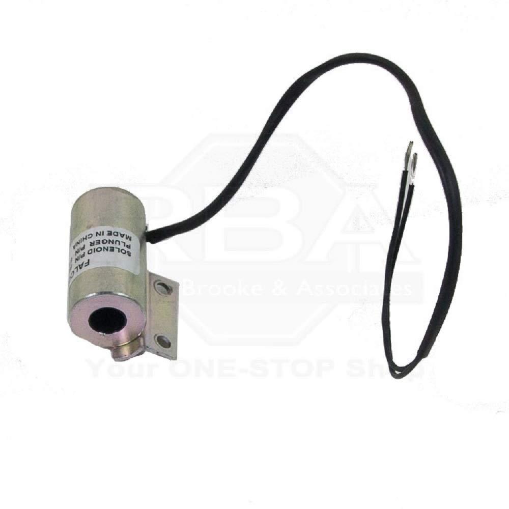 Von Duprin 050212 E7500 Solenoid Replacement Kit 12 VDC FSE