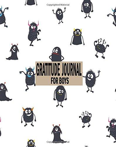 Gratitude Journal For Boys: Prayer Journal For Kids Thankful 8x10 (Volume 12) ebook