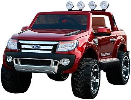 Coche eléctrico Ford Ranger