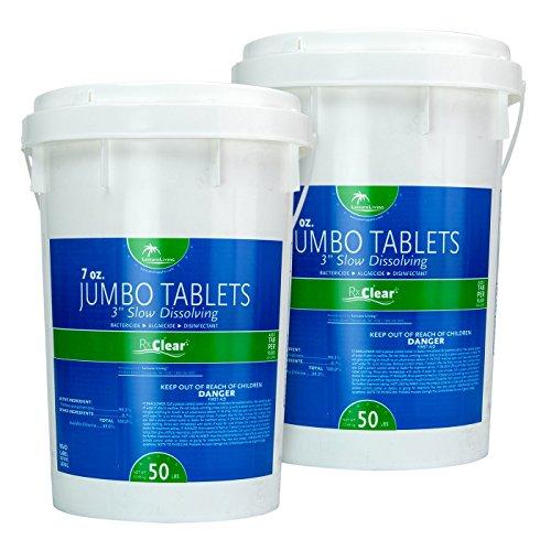 100 chlorine granules - 3