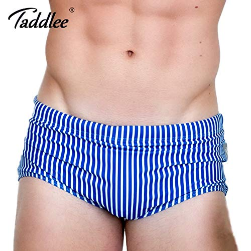 fd5d74c498 INF Taddlee Brand Sexy Men Swimsuits Brief Swimwear Bikini Low Rise Summer Men's  Swimming Boxer Trunks Surf Board Bathing Suits Gay: Amazon.in: Clothing &  ...