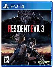 Capcom Resident Evil 3 (PS4)