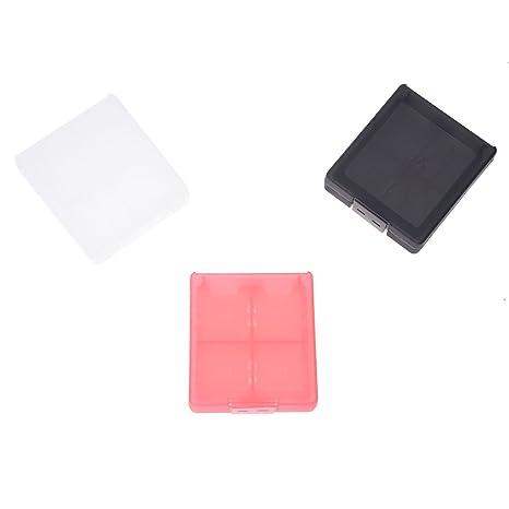 Cajas de tarjeta de juego - SODIAL(R) 3 paquetes 16-en-1 ...