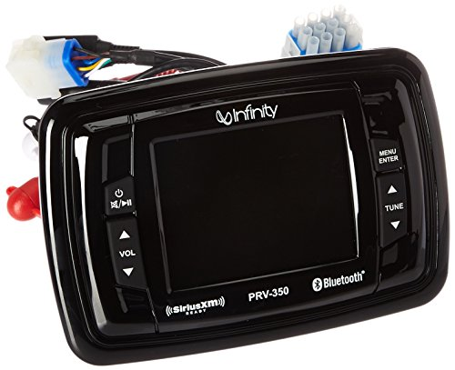 Infinity Display Bluetooth SiriusXM Ready Receiver product image