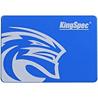 KingSpec SSD 60GB 2.5 SATA3 Internal Solid State Hard Drive for Desktop, Laptop, Mac (T-60)
