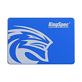 KingSpec 64GB 2.5-Inch SATA III Internal SSD (T-64) 2 Arm your computer with excellent P3-256 and enjoy the unlimited speed. This SSD will optimize the performance and endurance for all desktop, laptops, and ultrabooks. Upgrade your system drive with P3 series for lightning boots up speed and enjoy more smooth computing experiences.