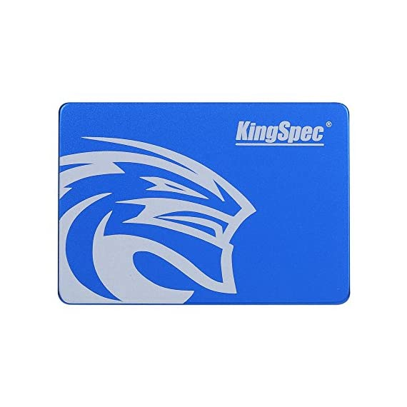 KingSpec 64GB 2.5-Inch SATA III Internal SSD (T-64) 1 High-performance, stable and reliable.Compatible with SATA2. Accelerated by newest 3D NAND technology. Sequential Read/write: 350/178 MB/s (for reference only).