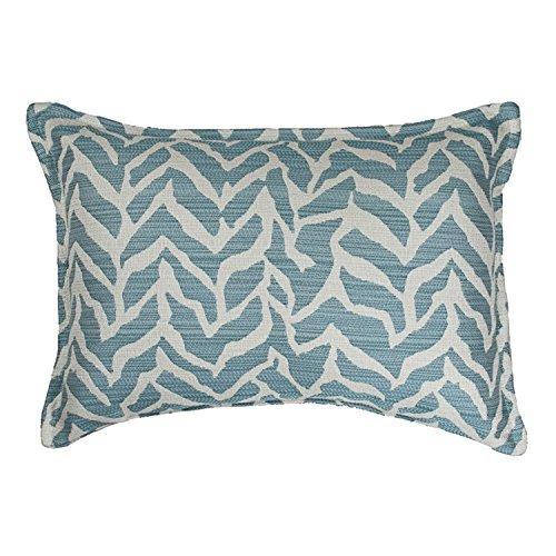 - Sherry Kline Burke Boudoir Indoor/Outdoo Decorative Pillow (set of 2) Aqua